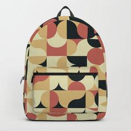 Abstract Geometric Artwork 41 Backpack