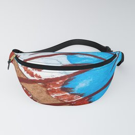 Watercolor Effect 2 Fanny Pack