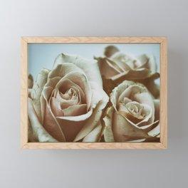 Fading Beauties Framed Mini Art Print