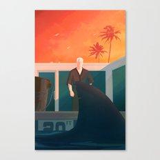 Feed the Ego Canvas Print