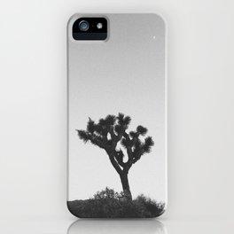 JOSHUA TREE VII / California iPhone Case