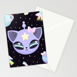 Space Cutie Stationery Cards