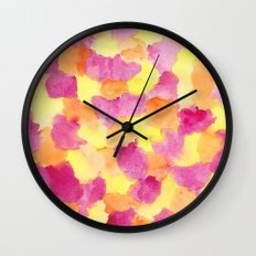 Heatwave Wall Clock