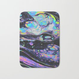 GLASS IN THE PARK Bath Mat