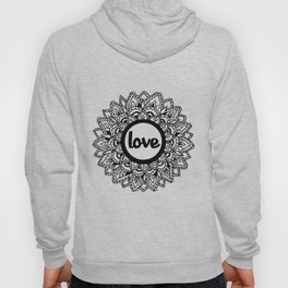 Equanimity / Love Hoody