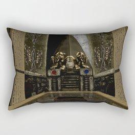 The Holy Of Holies Temple Rectangular Pillow