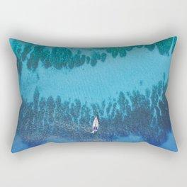 Roatan Island, Honduras Rectangular Pillow