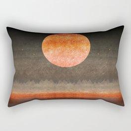 """""""Sabana night light moon & stars"""" Rectangular Pillow"""