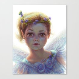 """Flutter"" Canvas Print"