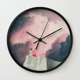 God I've Missed You Wall Clock