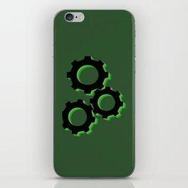 Crank It Up iPhone Skin