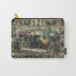 Life of Martin Luther and heroes of the reformation (1874) Carry-All Pouch