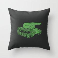 @#$% WAR! Throw Pillow