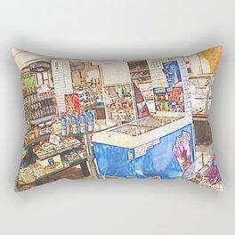 Daily Scenes - Bakery Rectangular Pillow