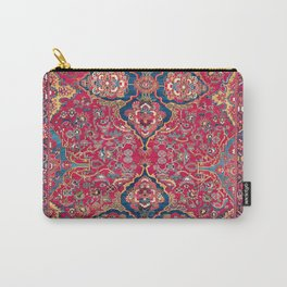 Bakhtiari West Persian Rug Print Carry-All Pouch