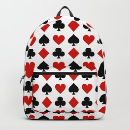 Card Suits Backpack