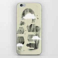 Facet Sky iPhone & iPod Skin