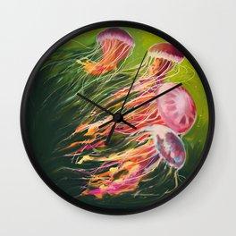 Jelly Quartet Wall Clock