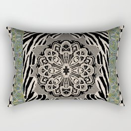 Surface Pattern Rectangular Pillow