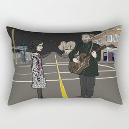Outlaw Queen x Coco x Songs For REGINA - Robin Sings Remember Me Rectangular Pillow