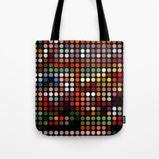 Comic Tote Bag