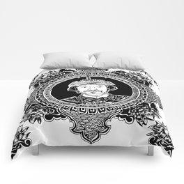 Qing dynasty inspired mandala Comforters