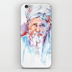 Wisdom of ages iPhone & iPod Skin