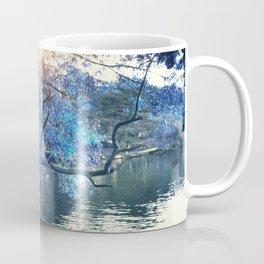 Hope in blue Coffee Mug
