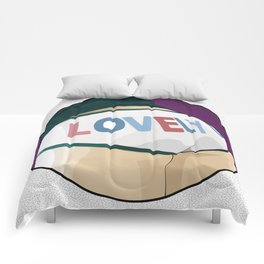 Lovely Girl Comforters