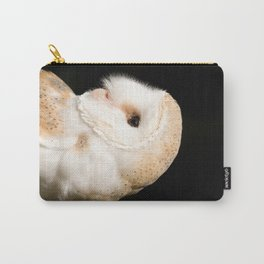 Barn Owl (Tyto alba) Carry-All Pouch