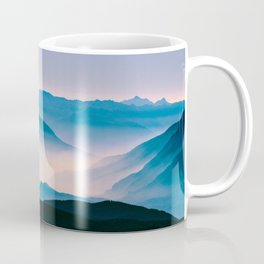 Pale Morning Light Coffee Mug