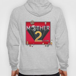 Alternative Mother 2 / Earthbound Title Screen Hoody