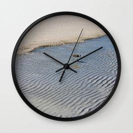 Tidal Dance Wall Clock