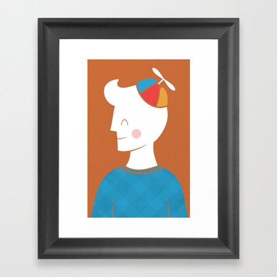 Ignorance Framed Art Print