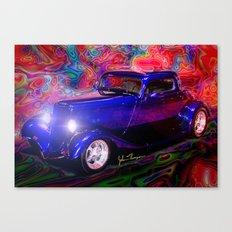 32 Ford Hotrod Canvas Print