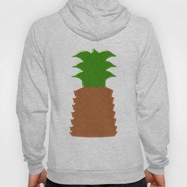 Pineapple Design Hoody