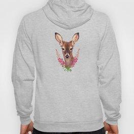 Fireweed Deer Hoody