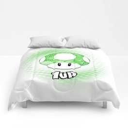1-UP from Mario Comforters