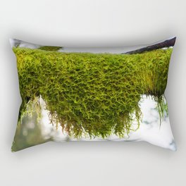 Moss of Oregon Rectangular Pillow