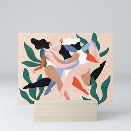 Take time to dance Mini Art Print