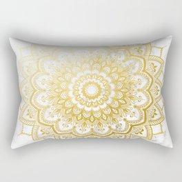 Pleasure Gold Rectangular Pillow