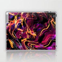 Fluid Abstract 40; Emotional Outburst Laptop & iPad Skin