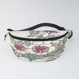 Spring climbers Fanny Pack