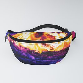 The Mystical Powers Of Fire And Ice Fanny Pack