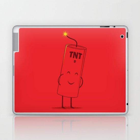 Take Cover Laptop & iPad Skin