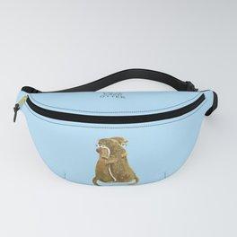 Love each otter Fanny Pack
