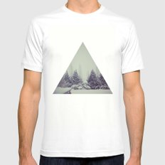 House Mens Fitted Tee White MEDIUM