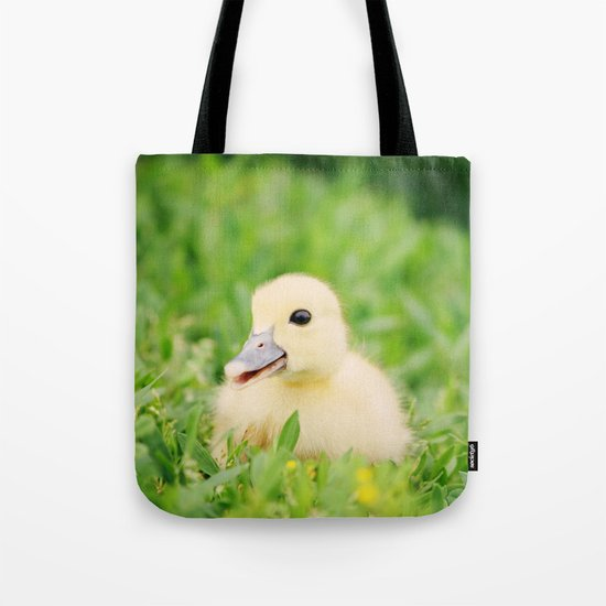 Happy-Go-Ducky Tote Bag