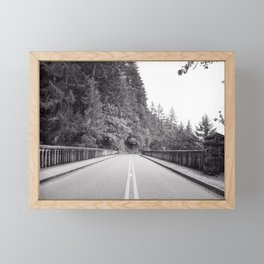 Going Places Framed Mini Art Print