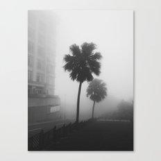 Whispering Fog Canvas Print